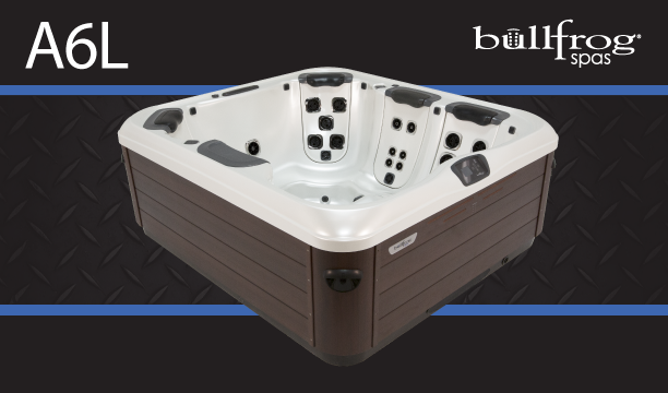 Image result for Bullfrog Spas A Series A6L