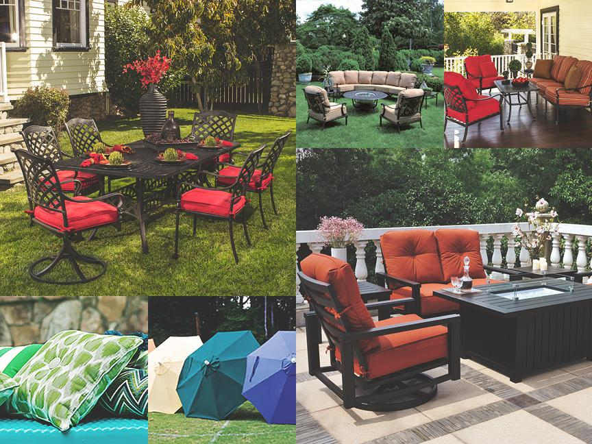 Hand Applied Finishes, Hand Filing, And Original Designs Set Hanamint Patio  Furniture Apart From Other Brands.