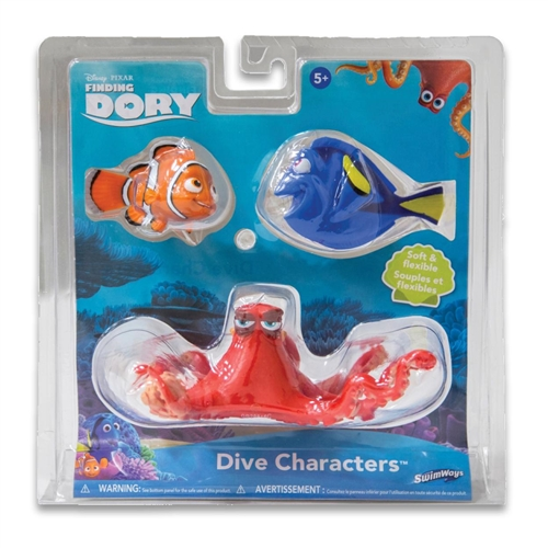 Finding Dory Dive