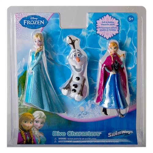 Swimways Frozen Dive Toys