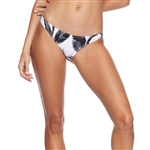 Body Glove Black and White Bikini Bottom