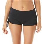Beach House Blake Adjustable Side Tie Swim Short - Beach Solids