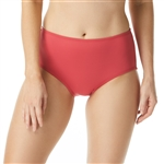 Beach House Chloe High Waisted Bikini Bottom - Beach Solids