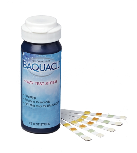 TEST STRIPS BAQUACIL