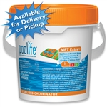 "poolife MPT Extra 3"" Chlorinating Tablets 4 LBS"