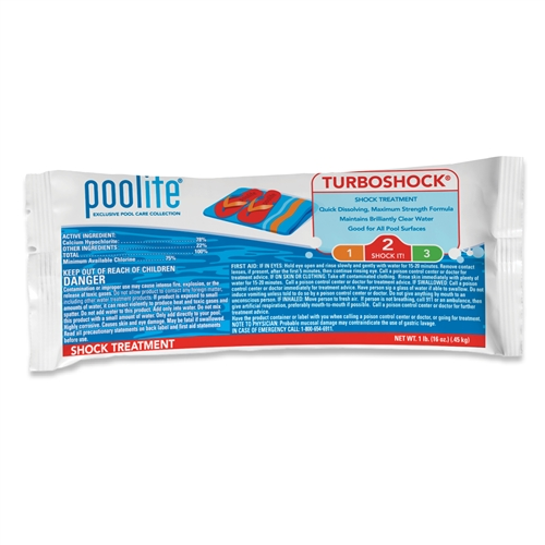 Turbo Shock 1 Lb