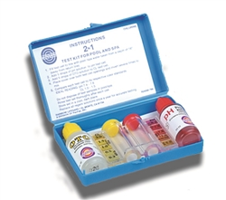 Rainbow 2-in-1 CL, pH Test Kit