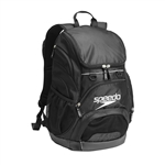 Summit Diving Club teamster backpack with logo embroidery