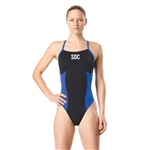 Summit Diving Club Female Fly back suit