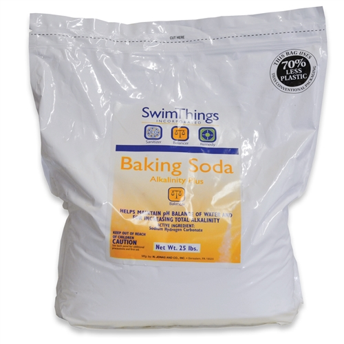 Swim Things Baking Soda 25 lb